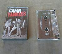 Damn Yankees, Self Titled cassette (1990)