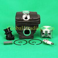 50mm Cylinder Piston Intake Manifold For Stihl 044 MS440 Chainsaw 1128 020 1227