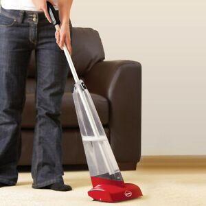 Lightweight Commercial Carpet Shampooer w/ High Foam Shampoo Deep Cleaner NEW