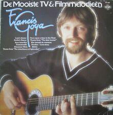 FRANCIS GOYA - DE MOOISTE TV & FILMMELODIEEN - LP
