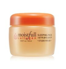 *ETUDE HOUSE* Collagen Moistfull Sleeping Pack 100ml (New)  -Korea cosmetics