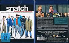 SNATCH - SCHWEINE UND DIAMANTEN --- Blu-ray --- Kultfilm --- Brad Pitt ---