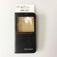 Commander Window Case Cross Leder für Samsung Galaxy S5 schwarz COMMANDER 13913