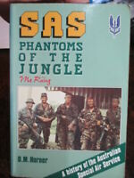 SAS Phantoms of War A History of the Australian SAS Ma Rung Book Nominal Roll