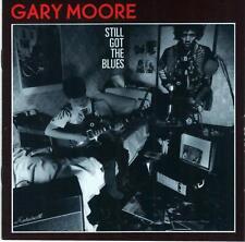 Gary Moore Still Got The Blues CD+Bonus Tracks NEW SEALED Digitally Remastered