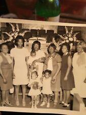 African American female church group