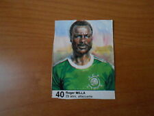 Figurina MUNDIAL 82-IL GIORNALINO-ROGER MILLS n.40