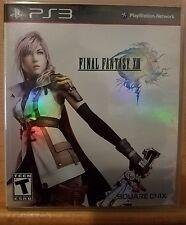 Final Fantasy XIII 13 (Sony PlayStation 3, 2010)