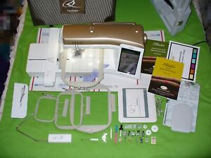 Babylock Ellisimo Gold Embroidery Machine w/ Carry Case, Read Inside, best offer