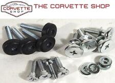 C3 Corvette Seat Hardware Repair Kit Install w/o button 1970-1973 16 pcs 43225