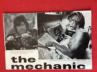 m78a ephemera 1972 film preview the mechanic bronson bishop