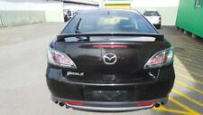 MAZDA 6 BOOTLID/TAILGATE TAILGATE, GH, HATCH, LUXURY/SPORTS, SPOILERED TYPE, 02/