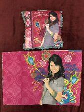 Disney Wizards of Waverly Place SELENA GOMEZ Throw Pillow/Pillowcase Set