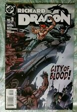 Richard Dragon #3 (Sep 2004, DC) NIGHTWING, CITY OF BLOOD, FINE