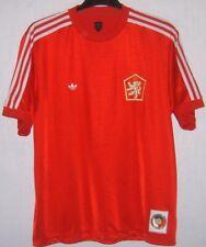 CZECHOSLOVAKIA #8, Football National Team ADIDAS jersey shirt, size L