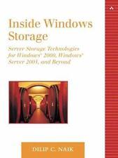 Inside Windows Storage: Server Storage Technologies for Windows(R) 200-ExLibrary