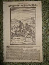 1690s,COSTUMES.LIBYA-DESERT,TRIPOLI,BENGHAZI,MISRATA,SAHARA,AFRICA,LION HUNTING