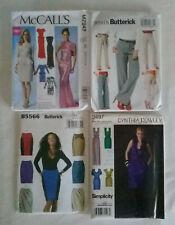 Cynthia Rowley Simplicity Mccalls Butterick 4 x Dress Making Patterns Uncut