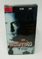 ROUTE 9 VHS VIDEO MOVIE, PETER COYOTE, AMY LOCANE, DAVID MACKAY, KYLE MACLACHLAN