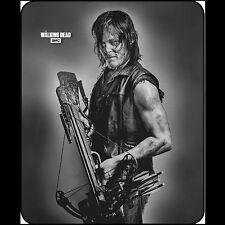 "The Walking Dead Daryl Dixon AMC Queen Size Blanket 79"" x 96"""