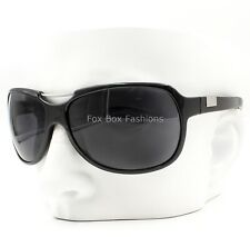 DKNY Donna Karan New York DY 4044 3290/87 Sunglasses Polished Black  Gray Lens
