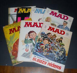 MAD MAGAZINES! 8 OF 'EM!