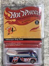 Hot Wheels Redline RLC VW Drag Truck 2012 Club Rewards Adult Collectors Toy Car