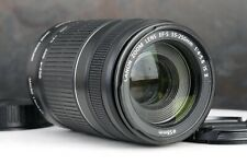 :Canon EF-S 55-250mm f4-5.6 IS II Zoom Lens - Damaged Filter Ring