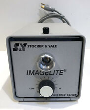 Stocker & Yale Imagelite Model 20 With New Osram EKE 150W Lamp  NICE