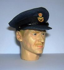 Banjoman 1:6 Scale Custom WW2 R.A.F. Officers Cap
