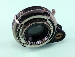 Zeiss Ikon Super Ikonta C Lens/Shutter Assembly, Tessar 4.5/10.5cm, Compur