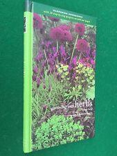 George CARTER - GARDENING WITH HERBS workbooks (1997) Libro giardinaggio