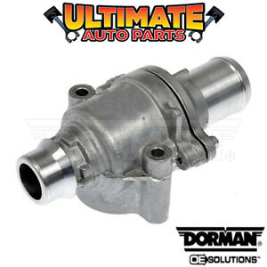 (Upper and Lower) Thermostat / Housing (5.0L 302 V8) for 11-14 Lincoln Mark LT