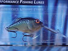 """SALMO Discontinued Deep 1 3/4"""" 1/4oz Boxer BX4SDR-RR in Color REAL ROACH Lure"""