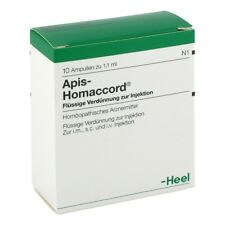 HEEL Apis Homaccord 10 Amps Homeopathic Remedies