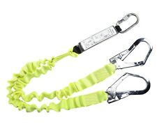 Portwest Double Lanyard Shock Absorber Scaffolder Fall Arrest Safety Harness