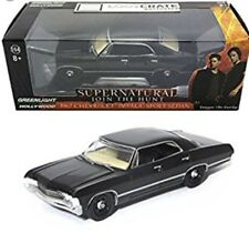 Supernatural 1967 Chevy Impala 1:64 Greenlight Loot Crate Exclusive Diecast Car