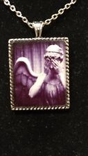 Weeping Angel ,Doctor Who, Dr.Who Necklace