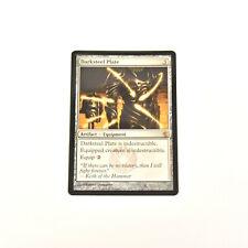 MTG DARKSTEEL PLATE Mirrodin Besieged (LP) Rare English Normal