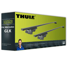 Thule SquareBar - Dachträger - Stahl - für Mercedes GLK Typ X204 NEU