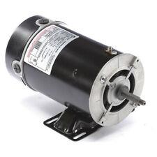 CENTURY Pump Mtr, Split Ph, 3/4hp, 3450,115, 48Y, ODP