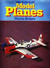 The World of MODEL PLANES 1979 HARDCOVER BOOK