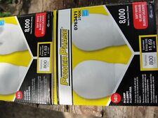 PowerPhase 0763471 A19 soft warm white CFL bulbs