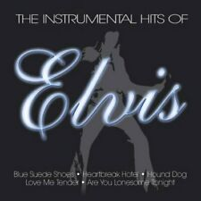 V A : The Instrumental Hits Of Elvis (French I CD Expertly Refurbished Product