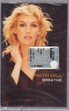 """FAITH HILL """" BREATHE """" MUSICASSETTA SIGILLATA (MC - K7)"""
