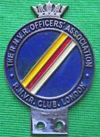 Auto D'Epoca Mascotte Distintivo: Reale Navale Volunteer Reserve Assn Club