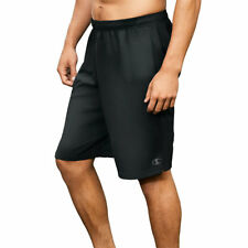 2 Champion Men's Core Training Shorts 80296 L Black
