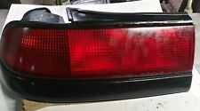 1990-1991 PLYMOUTH LASER RS LEFT LID MOUNTED TAIL LIGHT HATCHBACK OEM,166-58470