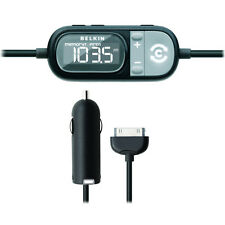 BELKIN Tunecast FM Transmitter 4 iPod Nano 4th 5th Gen