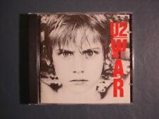 U2  WAR     CD-62